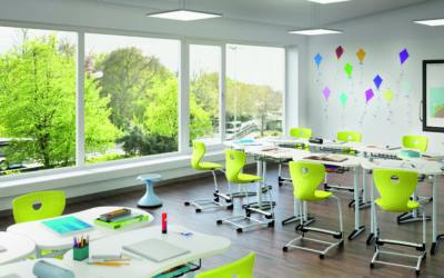 Klassenräume werden größer
