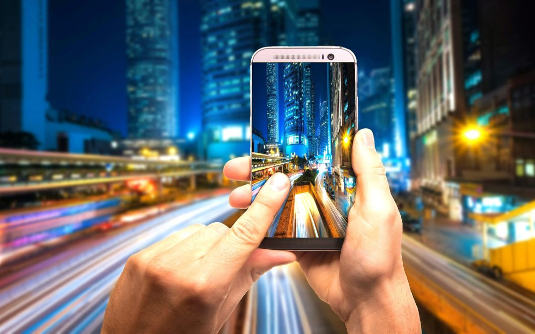 Smart Cities und digitale Stadt